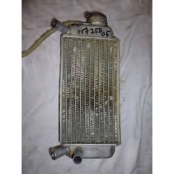 Radiateur CRF 250 de 2005