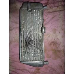 Radiateur YZ 125 de 2008