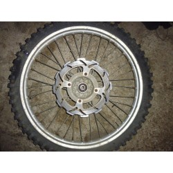 Roue avant KDX 250 de 1992