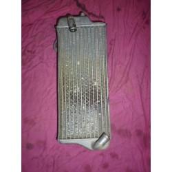 Radiateur RMZ 450 de 2008