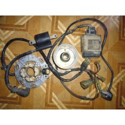 Allumage YZ 125 de 2001