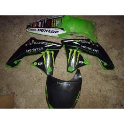 Plastiques KXF 250 de 2010