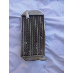 Radiateur CRF 150 de 2007