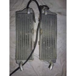 Radiateurs HVA 250 2004
