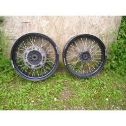 Jantes SM 250 450 de 2007