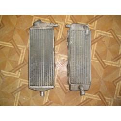 Paire de radiateurs KXF 250