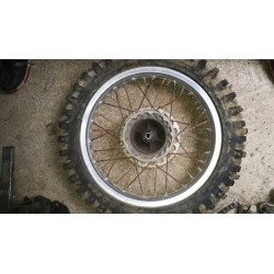 Roue arriere RM 500