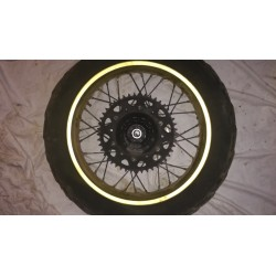 Roue arriere NX 650