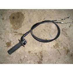 Cables et poignee 300 KLXR