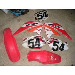 Kit plastiques CR 85 de 2007