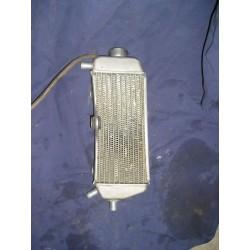 Radiateur YZ 125 de 2007