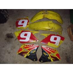 Plastiques Rm 250 de 2003