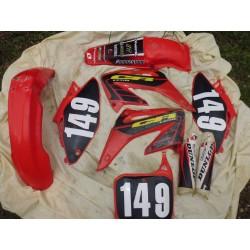 Kit plastiques CR 125 de 2003
