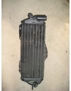 Radiateurs gauche / Left radiator