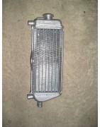 Radiateurs droit / Right radiator