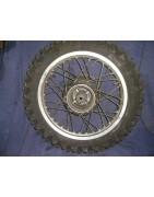 Roue Arriere / Rear wheel